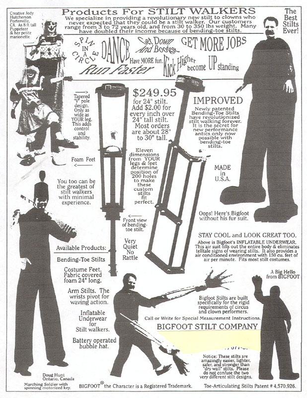 Stilt History And World Records